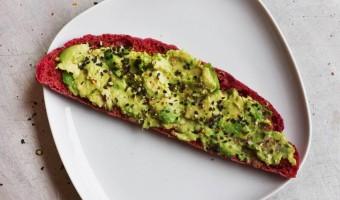 Rote-Bete-Haselnuss-Brot